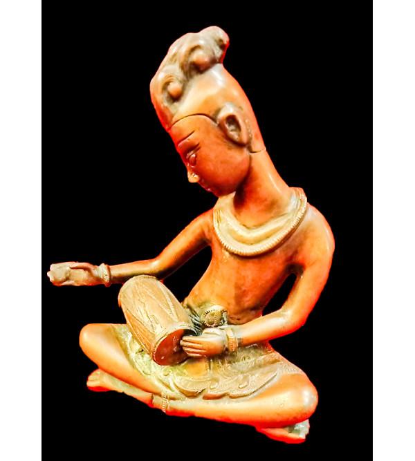 Figurine Handcrafted In Brass
