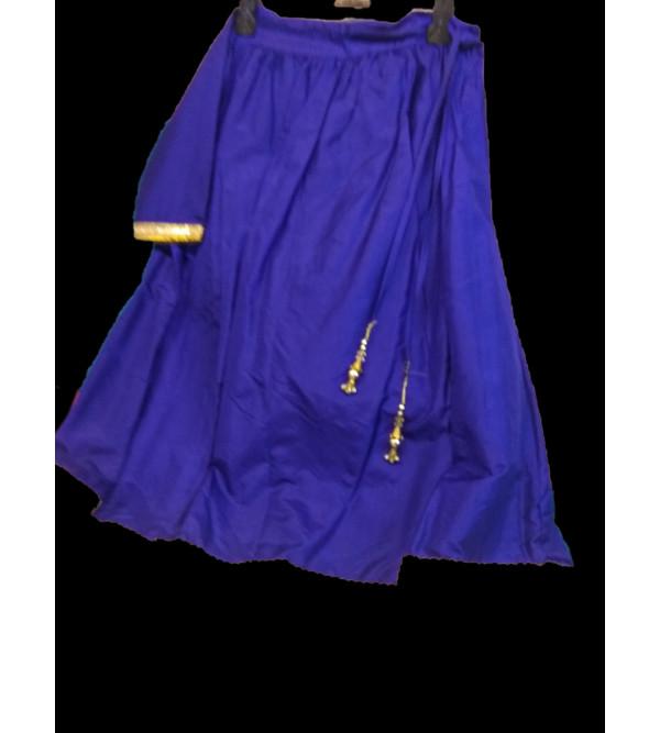 Silk Lehenga Choli Set Size 6 To 8 Years
