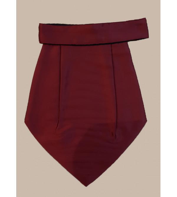 Cravat Silk Plain
