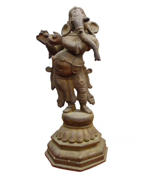 Ganesh Handcrafted In Bronze