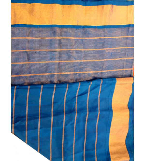 SAREE SilkXSilk GADWAL WITH BLOUSE