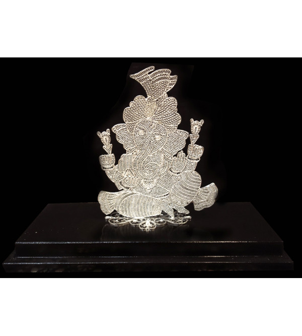 Silver Filigree of Karimnagar Handicraft of Telangana