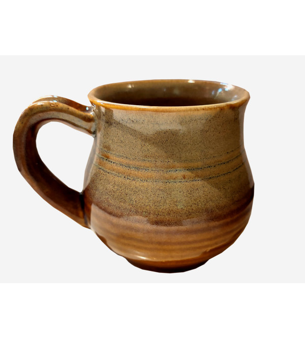 Handcrafted Coffee Mug Pottery Assorted Size 5 Inch
