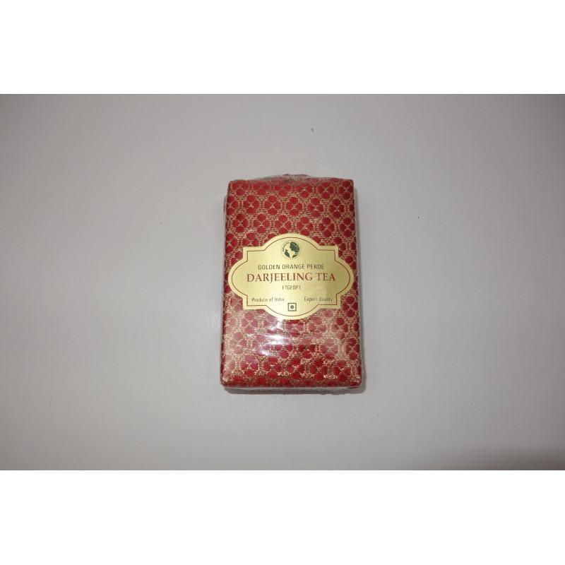 Silk Pouch Darjeeling Tea 100 gm