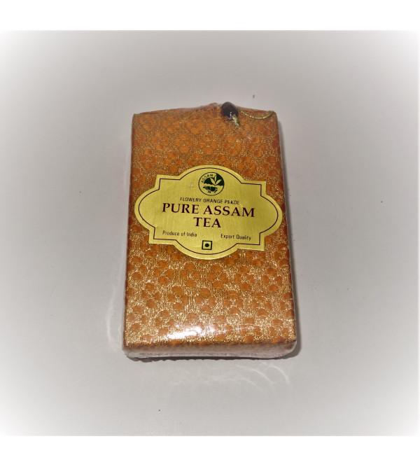Silk Pouch Assam Tea 100gm