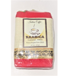 Jute Bag Coffee Powder 100gm