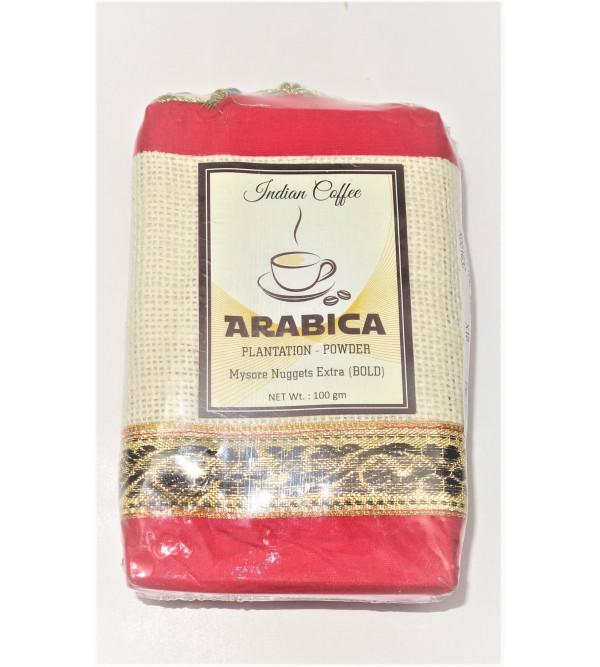 Jute Bag Coffee Powder 100gm