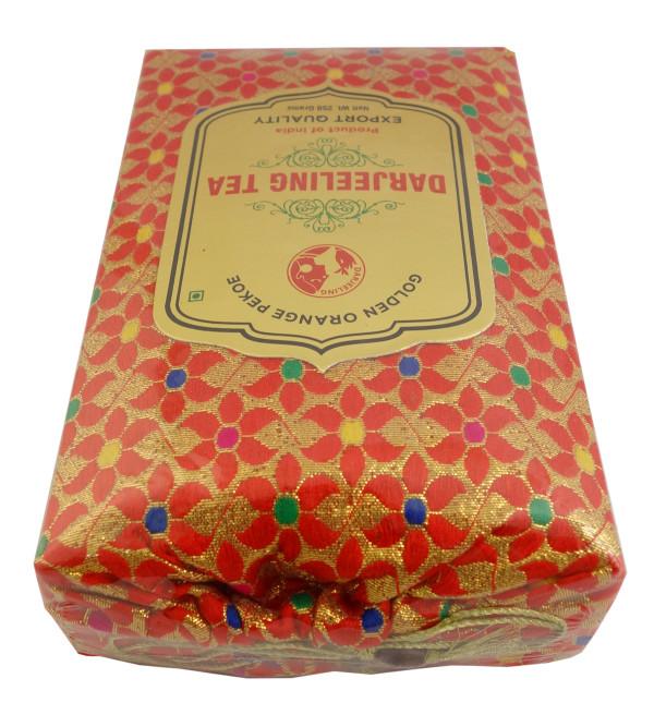Silk Pouch Darjeeling Tea 250 GMS