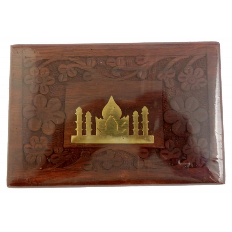 Wooden Box Darjeeling Tea 100 GMS