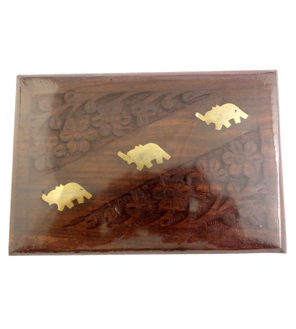 Wooden Box Masala Tea 100 GMS