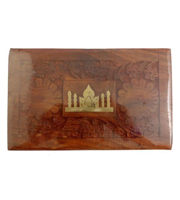 Darjeeling Masala Tea Wooden Box 2 IN 1  200 GMS