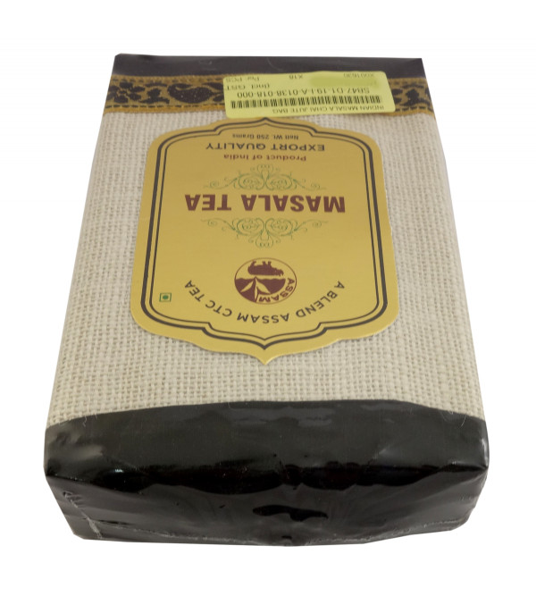 Indian Masala Chai Jute Bag 250 GMS