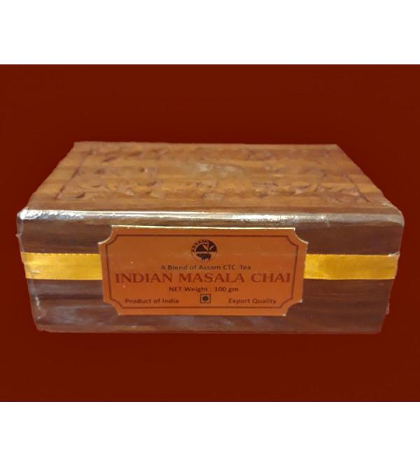 6X4 WDN BOX MASALA TEA 100 GMS