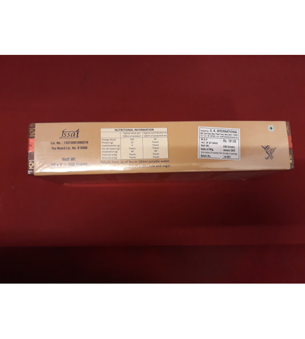 10X4 GEM STONE BOX DAGM 200 GMS