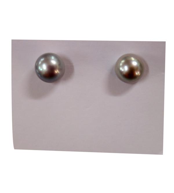 Pearl earring top