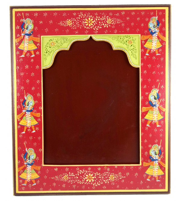 HANDICRAFT WOODEN ARTICLES FRAME 15X18 INCHES