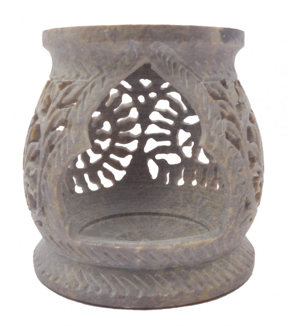 Handicraft Soft Stone Oil Burner Diffuser  3.5 Inch