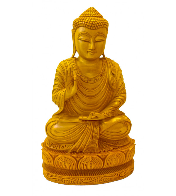 BUDDHA SITTING 12 inch