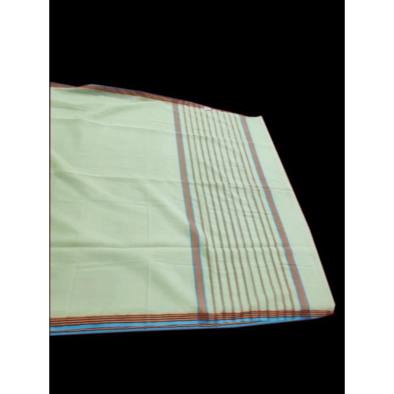 Kota Cotton Hand Woven Zari Saree With Blouse|CCIE