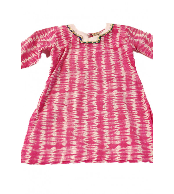 Cotton Printed Girls Top Size 2 to 4 Year