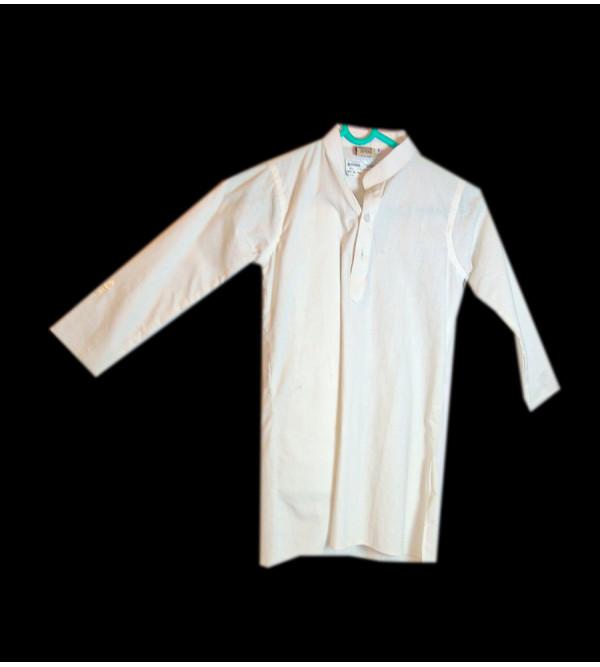 Cotton Plain Dhoti Kurta For Boys Size 2 to 4 Year