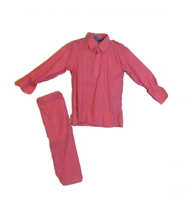 Cotton Patani Kurta Kameez For Boys Size 1 to 2 Year