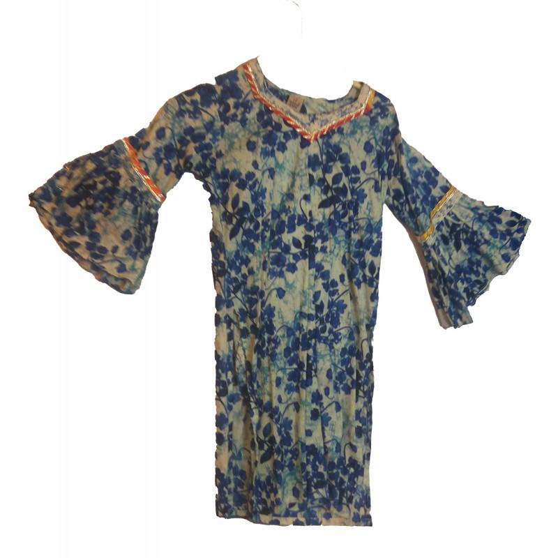 Cotton Printed Salwar Kameez Set Size 10 to 12 Year