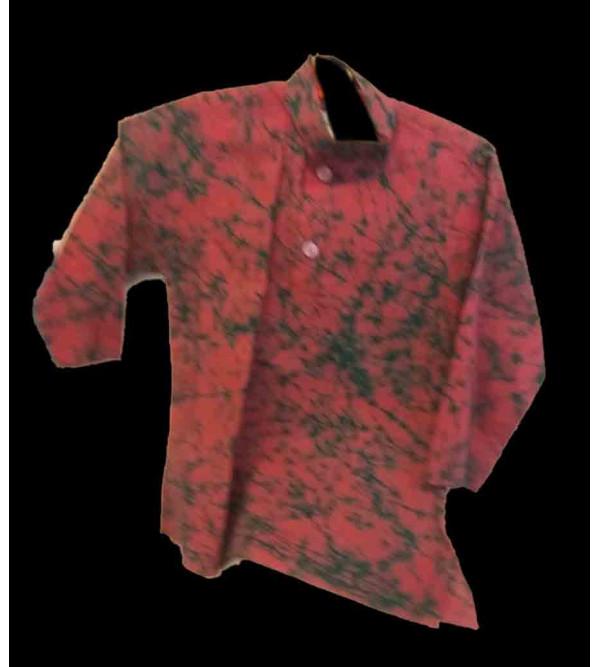 Cotton Batik Printed Kurta For Boys Size 1 to 2 Year