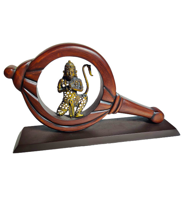 Figurine Handcrafted In Dhokra