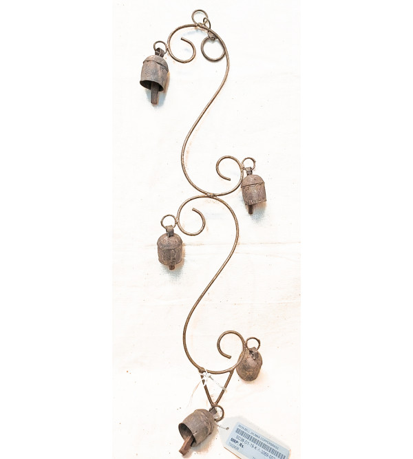Bell Jhumar Handcrafted In Iron