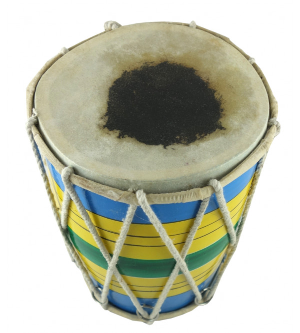 HANDICRAFT MUSICAL INSTRUMENT DHOLAK SMALL