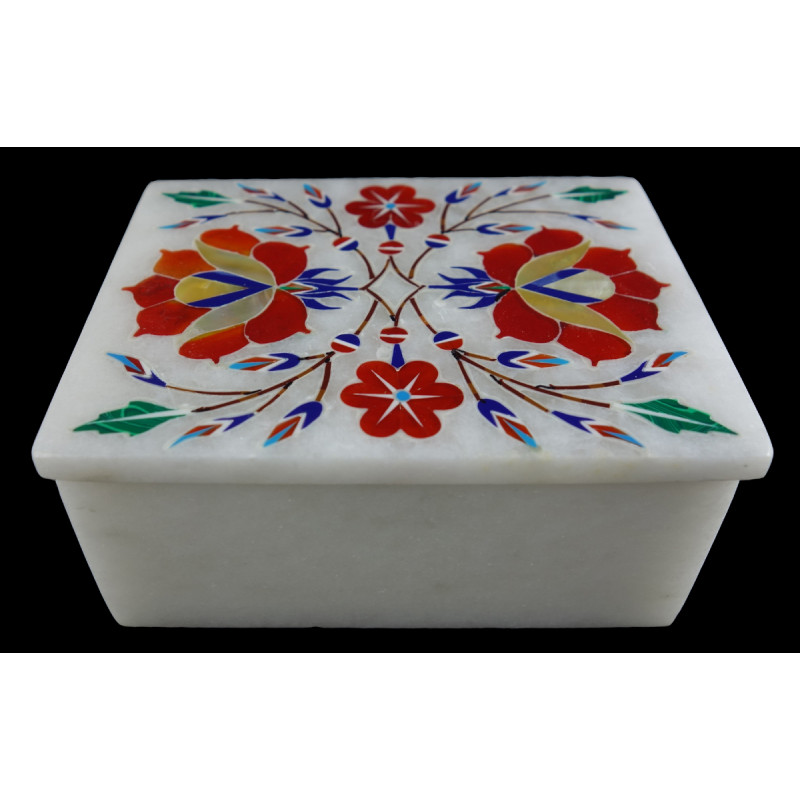 BOXES MARBLE (3.5X2.5 Inch)