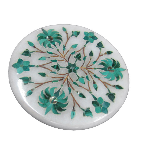 Alabaster Tile Size 3.5 Inch With Assorted Designs and Colors