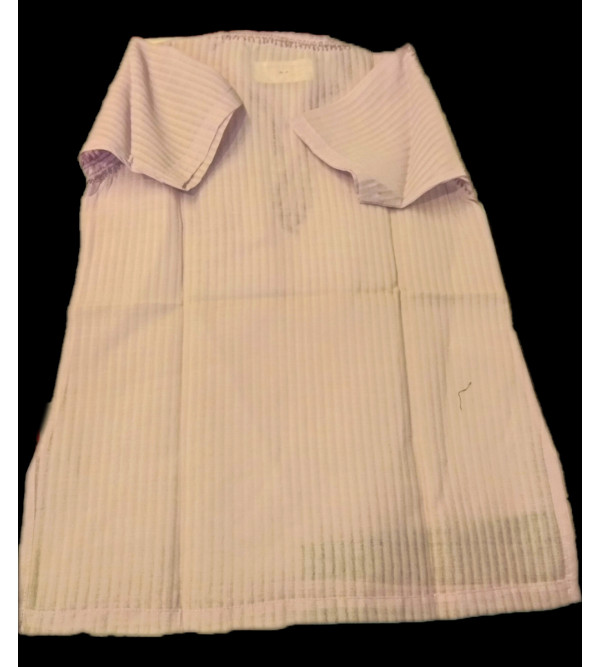 Cotton Chiken Work Embrodiery Kurta For Boys Size 6 to 8 Year
