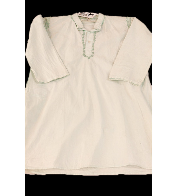 Cotton Kurta Pyjama Set Size 10-12 Years
