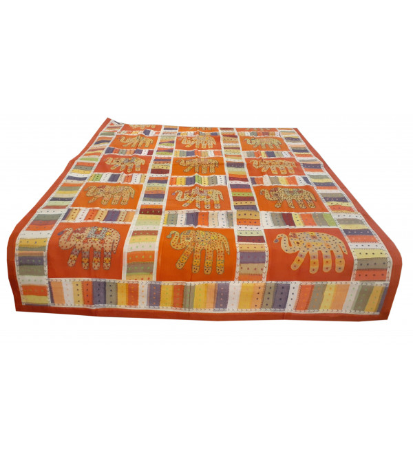 60X90 INCH DATTI PATCH TABLE CLOTH