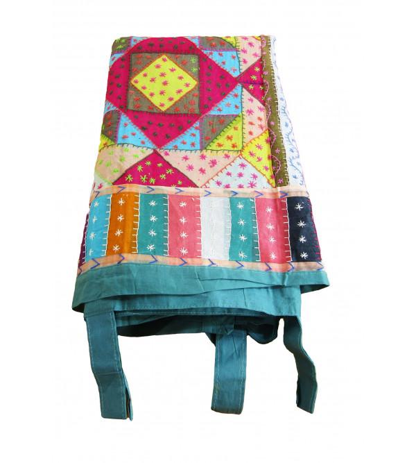 Curtain Door Emb.44 X80 Inch Rajasthan Cotton