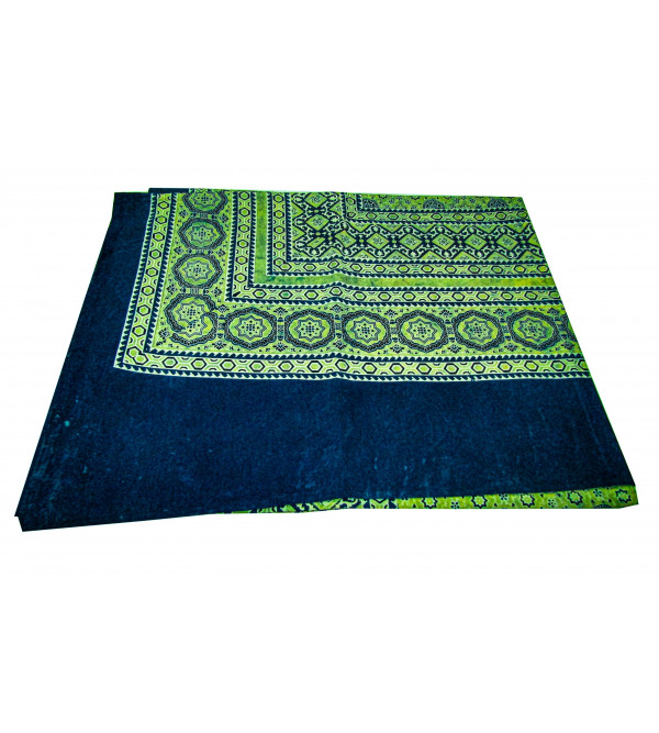 Bed Cover Cotton Printed Azrak Size 60x90 Inch