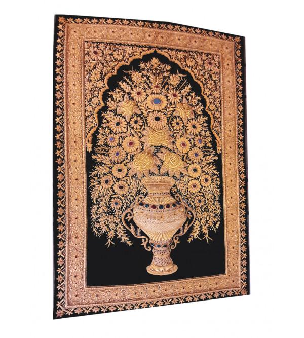 Zardozi Zari Handmade Carpet