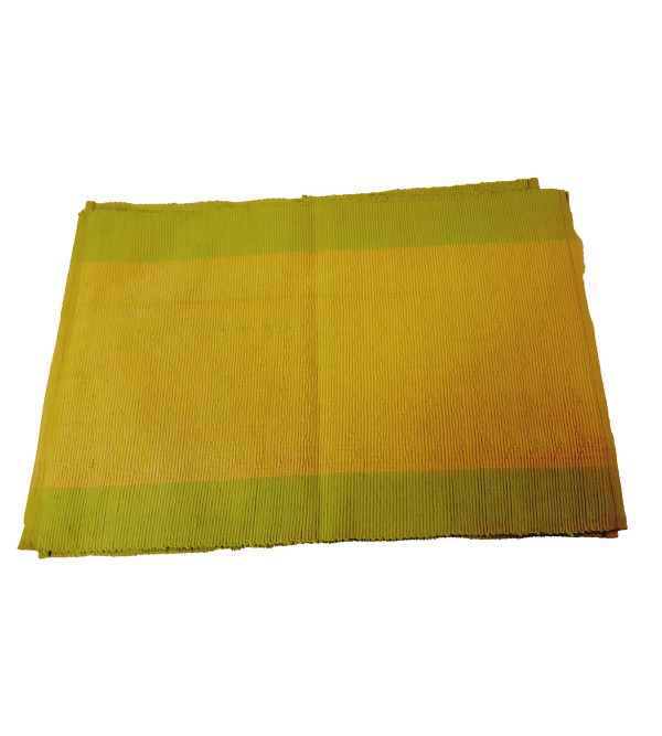 MAT COTTON  RIBBED 13x19 inch each pes