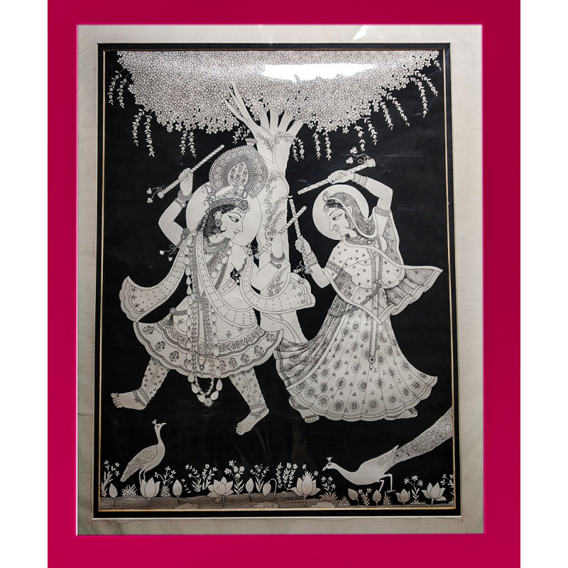 Pattachitra Handmade Painting