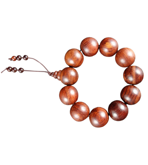 BRACELET 22MM RED SANDALWOOD