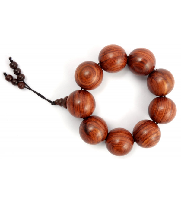 Handicraft Red Sandalwood Bracelet 26 MM