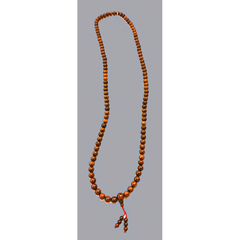 JAPMALA 10MM RED SANDAL WOOD