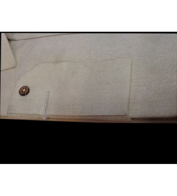 Cotton Shirt Full Sleeve Size 42 Inch