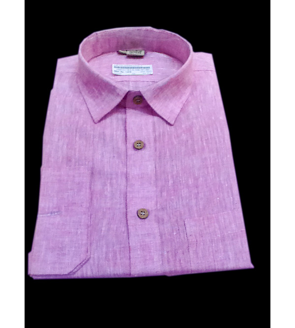 Cotton Shirt Full Sleeve Size 44Inch