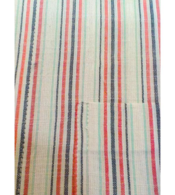 Cotton Stripe Shirt Full Sleeve Size 40 Inch