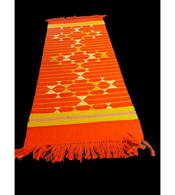 Cotton Handwoven Runner Size 13x36 Inch