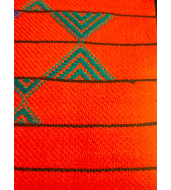 Cotton Handwoven Runner Size 13x60 Inch