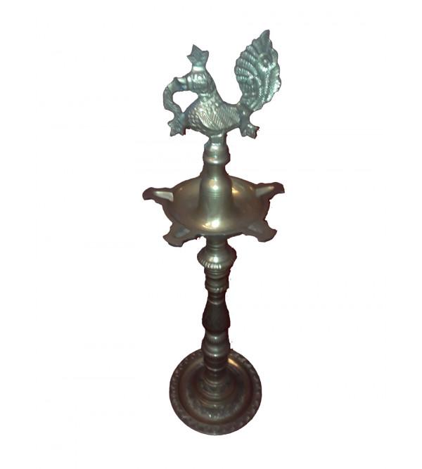 Oil Lamps Brass Plain 24 Inch